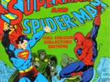 Superman and Spider-Man Vol 1 1