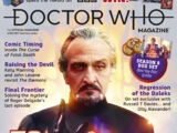 Doctor Who Magazine Vol 1 560