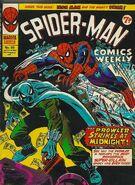 Spider-Man Comics Weekly 98
