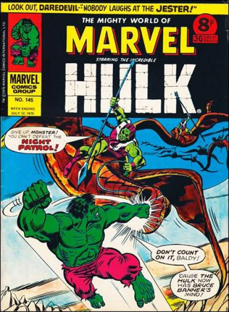 Mighty World of Marvel Vol 1 145