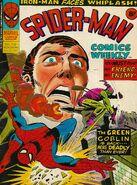 Spider-Man Comics Weekly 132
