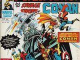 Avengers (Marvel UK) Vol 1 107