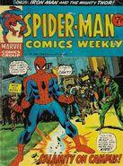 Spider-Man Comics Weekly 78