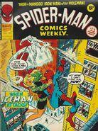 Spider-Man Comics Weekly 121