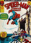 Spider-Man Comics Weekly 128