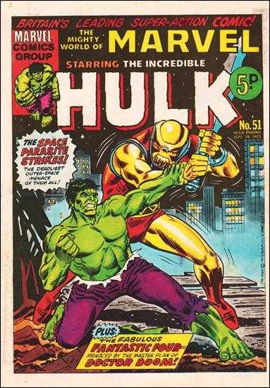 Mighty World of Marvel Vol 1 51