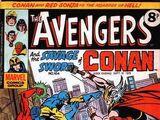 Avengers (Marvel UK) Vol 1 104