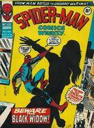 Spider-Man Comics Weekly 109