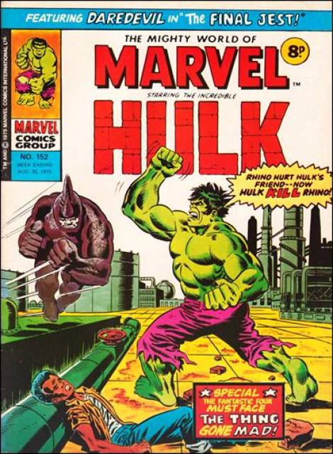 Mighty World of Marvel Vol 1 152