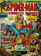 Spider-Man Comics Weekly 53