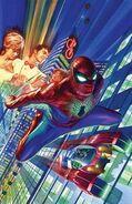 Astonishing Spider-Man Vol 6 1 Textless