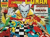 Avengers (Marvel UK) Vol 1 105