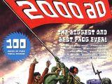 2000 AD (Christmas) Vol 1 2000