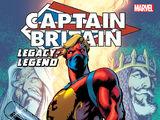 Captain Britain: Legacy of a Legend Vol 1 1