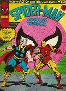 Spider-Man Comics Weekly 141