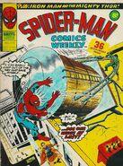 Spider-Man Comics Weekly 113