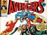 Avengers (Marvel UK) Vol 1 148