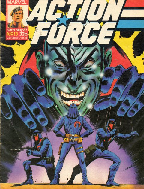 Action Force (Marvel UK) Vol 1 13