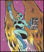 Zora Loftus (Earth-616) of Spider-Man Annual UK 1983 0003