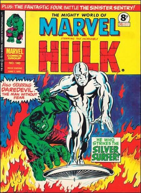 Mighty World of Marvel Vol 1 140