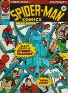 Spider-Man Comics Weekly 148