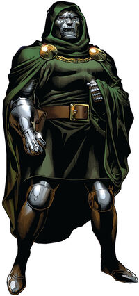 Doctor Doom (Victor Von Doom)