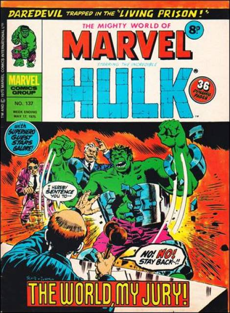 Mighty World of Marvel Vol 1 137