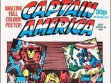 Captain America (Marvel UK Weekly) Vol 1 57