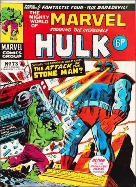 Mighty World of Marvel Vol 1 73