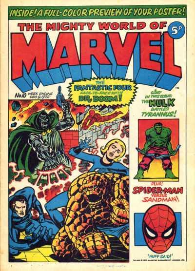 Mighty World of Marvel Vol 1 10