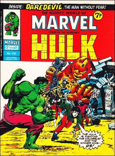 Mighty World of Marvel Vol 1 118