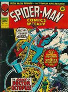 Spider-Man Comics Weekly 114