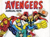 Avengers Annual (Marvel UK) Vol 1 2