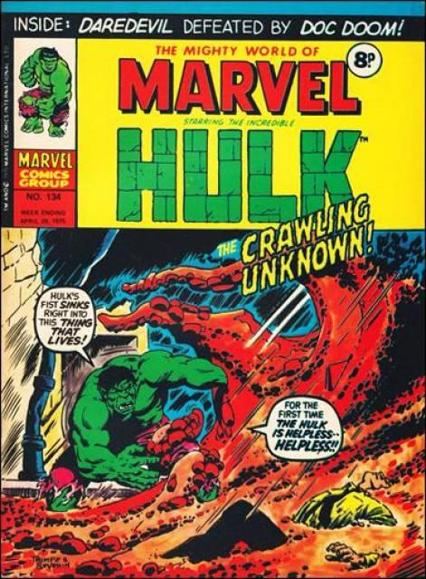 Mighty World of Marvel Vol 1 134