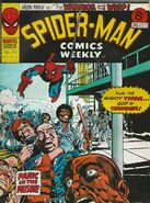 Spider-Man Comics Weekly 135