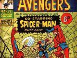 Avengers (Marvel UK) Vol 1 8
