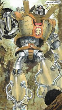 Armoured Gideon