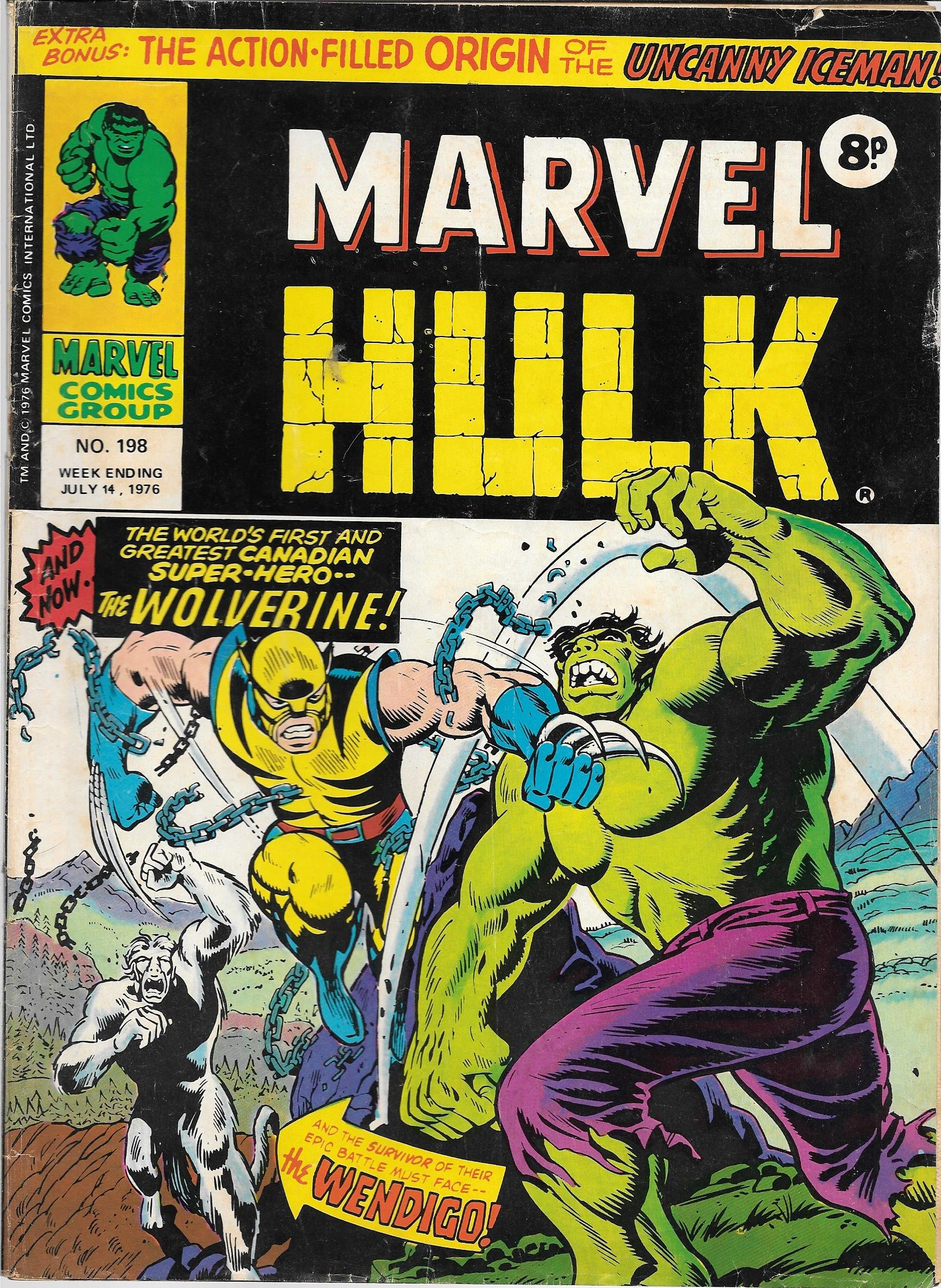 Mighty World of Marvel Vol 1 198