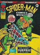Spider-Man Comics Weekly 108