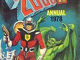 2000 AD Annual Vol 1