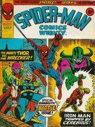 Spider-Man Comics Weekly 149