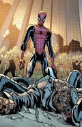Otto Octavius (Earth-616) and Peter Parker (Earth-616) from Astonishing Spider-Man Vol 1 100 0001