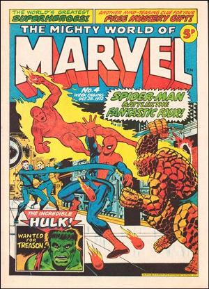 Mighty World of Marvel Vol 1 4