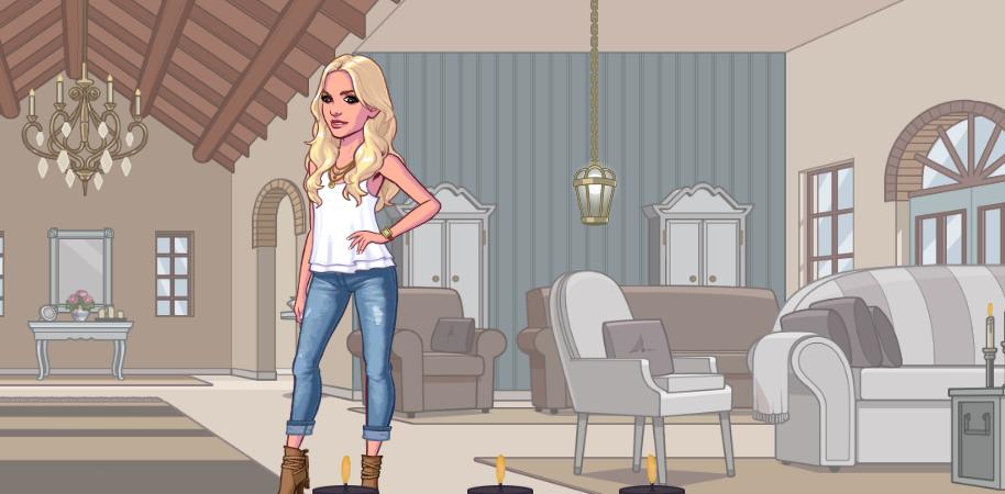 Britney's Mansion
