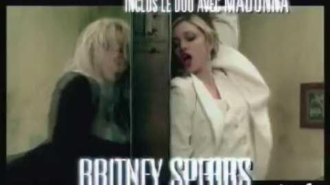 Britney Spears French Commercial In The Zone