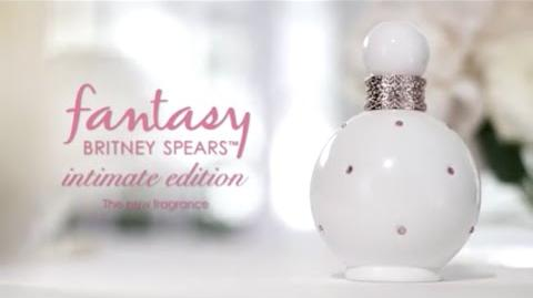 Britney Spears - Fantasy Intimate Edition