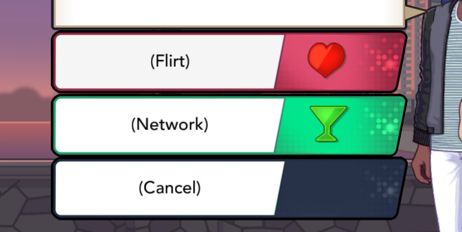 Network and Flirt