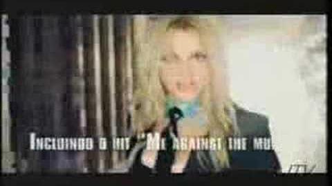 Britney Spears - In The Zone (Brazilian Commercial)
