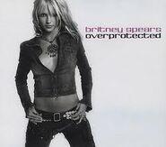 UK CD single Overprotected