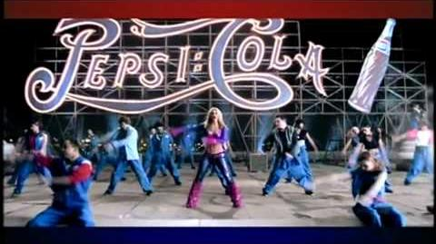Britney Spears - 'Joy Of Pepsi' Commercial - HD 1080p